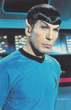Spock-like