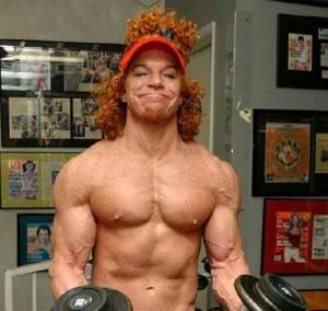 The Orange Hulk