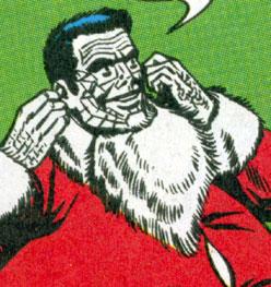 Bizarro Santa