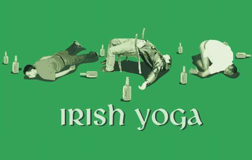 St. Patty's day hangover