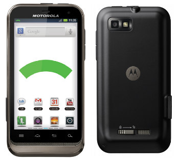 Motorola Defy XT Republic Wireless Phone